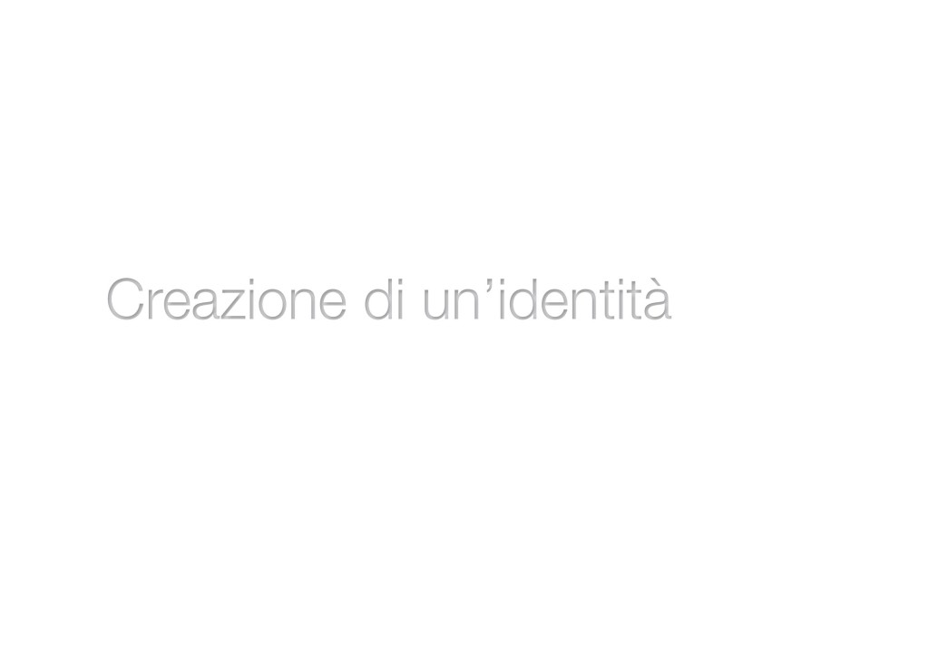 UnLikeIdentità