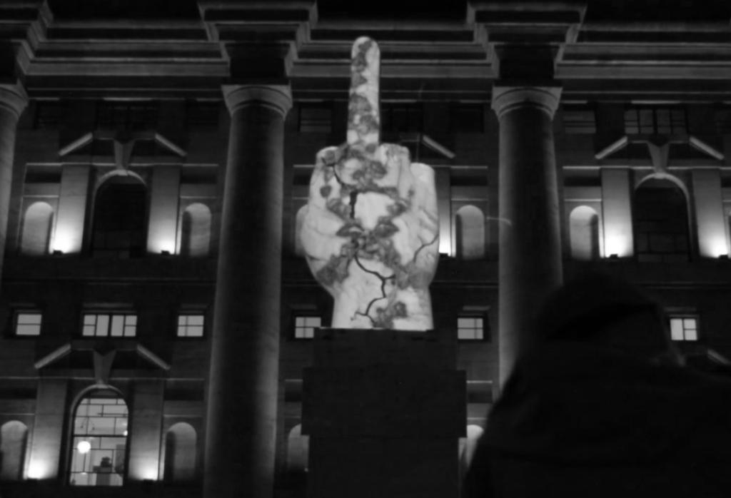 APE+Videomapping Piazza Affari