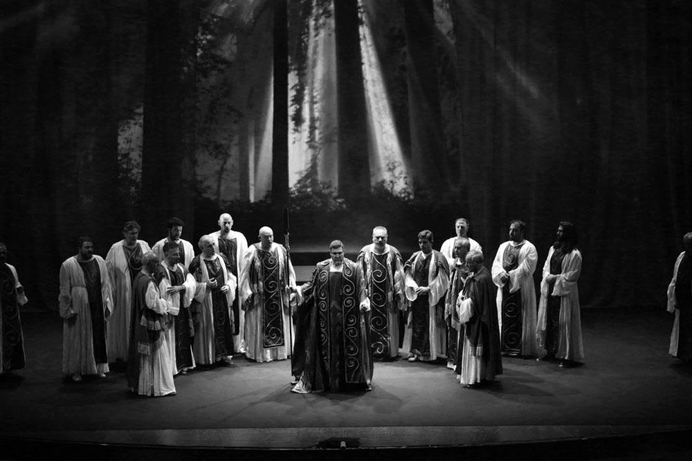 Opera lirica Norma Teatro F. Cilea